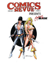 Image: Comics Revue Presents #377-378 (Oct. 2017) - Manuscript Press