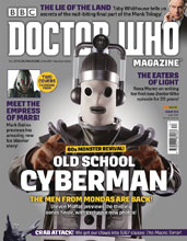 Image: Doctor Who Magazine #518 - Panini Publishing Ltd
