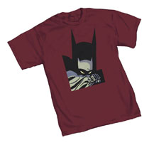 Image: Batman T-Shirt: Year One by Mazzucchelli  (S) - Graphitti Designs