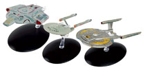 Image: Star Trek Official Starships Collection: Mirror Universe Ships  - Eaglemoss Publications Ltd