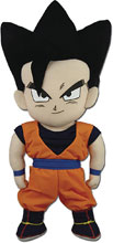 Image: Dragonball Z Plush: Mystic Gohan  (18-inch) - Great Eastern Entertainment