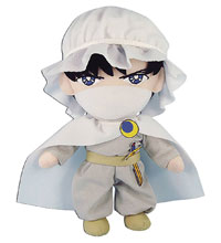 Image: Sailor Moon Plush: Moon Knight  (8-inch) - Great Eastern Entertainment
