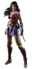 Image: Wonder Woman Movie Variant Play Arts Kai Action Figure: Wonder Woman  - Square Enix Inc