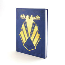 Image: Bioshock Hard Cover Journal: Big Daddy  - Crowded Coop, LLC
