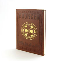 Image: Bioshock Hard Cover Journal: Rapture  - Crowded Coop, LLC