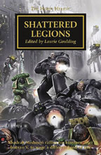 Image: Warhammer 40K: Shattered Legions Prose Novel SC  - Black Library