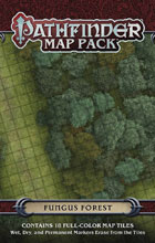 Image: Pathfinder Map Pack: Fungus Forest  - Paizo Inc