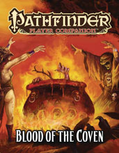 Image: Pathfinder Player Companion: Blood of the Coven  - Paizo Inc