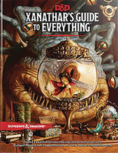 Image: D&D RPG: Xanathar Guide to Everything HC  - Wizards of The Coast