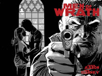 Image: Men of Wrath HC  - Image Comics
