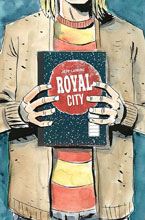 Image: Royal City Vol. 03: We All Float on SC  - Image Comics