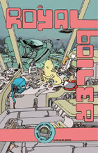 Image: Royalboiler Brandon Graham Drawn Out Coll SC  - Image Comics