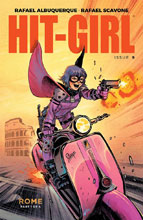 Image: Hit-Girl #9 (cover A - Albuquerque)  [2018] - Image Comics