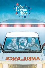 Image: Ice Cream Man #8 (cover A - Morazzo & O'Halloran) - Image Comics