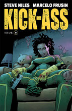 Image: Kick-Ass #8 (cover A - Frusin)  [2018] - Image Comics