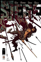 Image: Last Siege #5 (cover B - Hester) - Image Comics