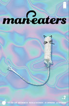 Image: Man-Eaters #2 (variant cover - Iridescent) - Image Comics