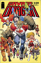Image: Savage Dragon #239 - Image Comics