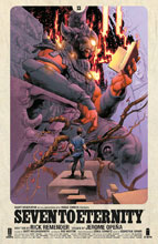 Image: Seven to Eternity #13 (cover A - Opena & Hollingsworth) - Image Comics