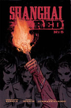Image: Shanghai Red #5 (cover A - Hixson) - Image Comics