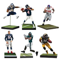Image: NFL Madden 19 Ultimate Team Ser2 Action Figure Assortment  - Tmp Toys / Mcfarlane's Toys