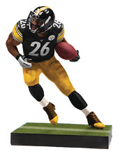Image: NFL Madden 19 Ult Team Ser2 Leveon Bell Action Figure Case  - Tmp Toys / Mcfarlane's Toys