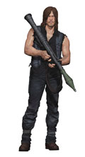 Image: Walking Dead TV Daryl Dixon Deluxe Action Figure Case  (10-inch) - Tmp Toys / Mcfarlane's Toys