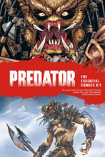 Image: Predator: The Essential Comics Vol. 01 SC  - Dark Horse Comics