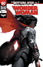 Image: Wonder Woman #56 (foil cover - Yasmine Putri) - DC Comics