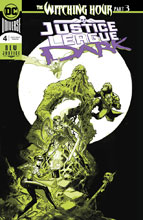 Image: Justice League Dark #4 (foil cover - Riley Rossmo ) - DC Comics