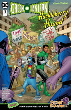 Image: Green Lantern / Huckleberry Hound Special #1 - DC Comics