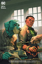 Image: Green Lantern / Huckleberry Hound Special #1 (variant cover - Yasmine Putri) - DC Comics
