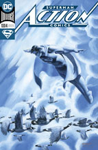 Image: Action Comics #1004 (foil cover - Steve Rude) - DC Comics