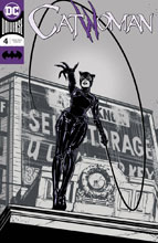 Image: Catwoman #4 (foil cover - Joelle Jones)  [2018] - DC Comics
