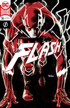 Image: Flash #56 (foil cover - Dan Panosian) - DC Comics