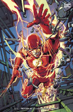 Image: Flash #56 (variant cover - Howard Porter) - DC Comics