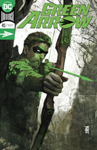 Image: Green Arrow #45 (foil cover - Alex Maleev) - DC Comics