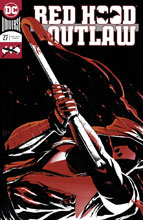 Image: Red Hood and the Outlaws #27 (foil cover - Pete Woods) - DC Comics