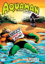 Image: Aquaman: The Search for Mera Deluxe Edition HC  - DC Comics