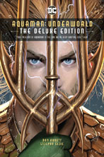 Image: Aquaman: Underworld - The Deluxe Edition HC  - DC Comics