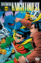 Image: Batman Knightquest: The Search SC  - DC Comics