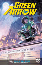 Image: Green Arrow Vol. 06: Trial of Two Cities Rebirth SC  - DC Comics
