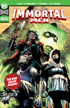 Image: Immortal Men: The End of Forever SC  - DC Comics