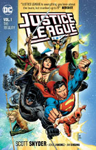 Image: Justice League Vol. 01: The Totality SC  - DC Comics