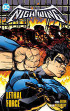 Image: Nightwing Vol. 08: Lethal Force SC  - DC Comics
