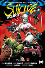 Image: Suicide Squad Rebirth Deluxe Collection Book 03 HC  - DC Comics