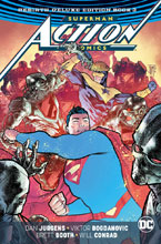 Image: Superman Action Comics Rebirth Deluxe Edition Vol. 03 HC  - DC Comics