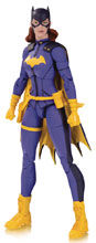 Image: DC Essentials Action Figure 010: Batgirl  - DC Comics