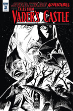 Image: Star Wars Adventures: Tales from Vader's Castle #2 (incentive cover - Francavilla) (10-copy)  [2018] - IDW Publishing