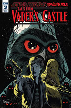 Image: Star Wars: Tales from Vader's Castle #3 (cover A - Francavilla) - IDW Publishing